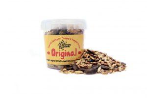 crunchy seeds
